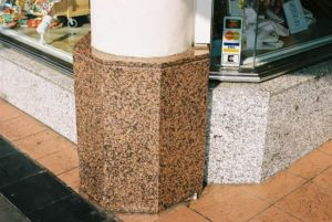 Exclusive Granite Installation Mineralia